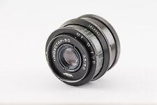 Industar-50 50mm F3.5, M39