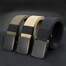 Cinturón estilo militar