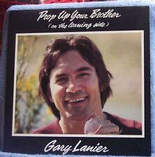 XIAN Custom GARY LANIER Prop Up Your Brother 1980 LP RARE