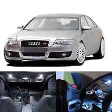 LED White Lights Interior Package Kit For Audi RS6 2008-2010 C6 Only (18 LEDs)
