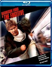 NEW BLU-RAY // THE FUGITIVE // Harrison Ford, Tommy Lee Jones, Sela Ward,