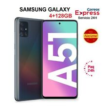 SAMSUNG GALAXY A51 128GB 4GB RAM 6.5'' SMARTPHONE TELEFONO MOVIL LIBRE ORIGINAL