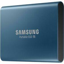 """Samsung T5 500GB, External, 2.5"""" (MUPA500BWW) Hard Drive"""