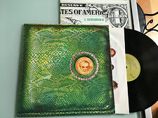 LP  1973 + POSTER RARE ITALY  Alice Cooper – Billion Dollar Babies