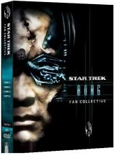 STAR TREK Fan Collection - THE BORG - TV Collective Favourites Set - NEW DVD Set