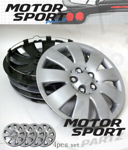 "17 inch 4pcs Set Hubcap Rim Wheel Skin Cover Style 721 17"" Inches Hub caps"