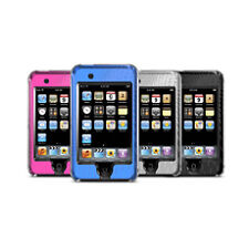 iluv  Clear Hard CaseAluminum Front for iPod Touch 3rd