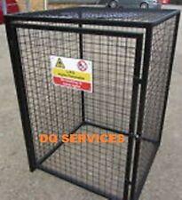 GAS CAGE, CYLINDER / BOTTLE STORAGE, MESH CAGE 1800X900X900, 4X47kg DQGC20