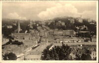 TORQUAY Vintage Postcard ~1920/30 Strand and Vane Hill Street View England AK