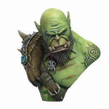 Orc commander | Bust | RESIN KIT 1/10 | Free Shipping Worldwide | 200