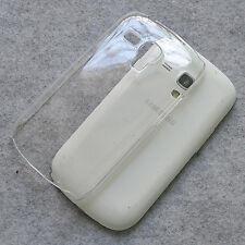 For Samsung Galaxy S3 mini i8190  Crystal Clear hard case DIY cover