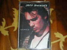 JEFF BUCKLEY TURKISH FIRST PRINT GRACE 1995 CASSETTE LICENSED MADE IN TURKEY