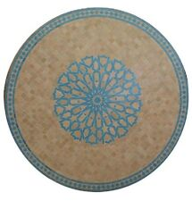 """36"""" Marble Dining Corner Table Top Marquetry Inlay Art Creative Work Decor H1551"""
