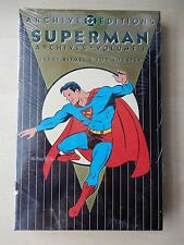 Superman Archives Volume 1 - Dc Archives Edition - Siegel & Shuster - Sealed