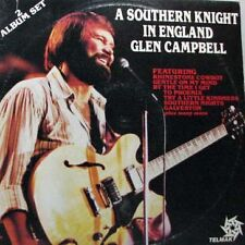 GLEN CAMPBELL A Southern Knight In England - 2 LP Set