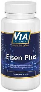 Eisen Plus, 22,54€/100g, 2.Wahl, Angebot