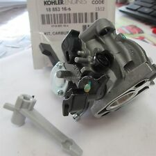 Genuine Kohler CARBURETOR KIT Part # [KOH][18 853 16-S]