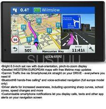 """GPS portátiles Garmin 6"""" para coches"""