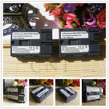 TWO(2) BP-511/511A Camera Battery for Canon ESO 1100D ESO KISS X50 REBEL T3