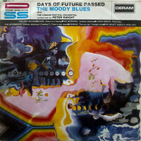 The Moody Blues & The London Festival Orchestra - Days Of Future Passed / Vinyl