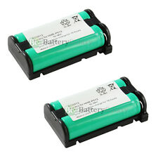 2 Cordless Home Phone Rechargeable Battery for Panasonic HHR-P513 HHRP513 HOT!