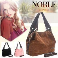 Fashion Women Lady Flannel Handbag Shoulder Bag Crossbody Messenger Tote Purse