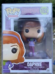 Scooby-Doo - Daphne #152 Funko Pop Vinyl New in box +PROTECTOR