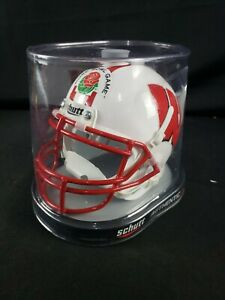 Wisconsin Badgers Schutt XP Authentic MINI Football Helmet NIB