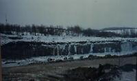 Vintage Photo Slide New York Saunders Pit Lime Ledge 1994 February