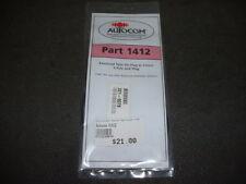 Autocom # 1412,  Kenwood Twin Pin Plug to 3.5 mm 4 Pole Jack Plug