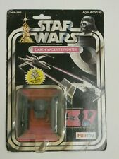 Vintage Star Wars Die-cast Darth Vader Tie Fighter MOC PALITOY SUPER  RARE 1977