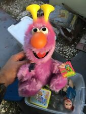 """SESAME STREET HONKERS PLUSH APPLAUSE WITH TAGS 8"""" NOSE HONKS"""