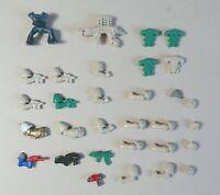 Classic Rogue Trader Space Marine Bits Job Lot - OOP Plastic Spares / Parts