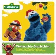 CD Sesamstraße Weihnachts - Geschichten Weihnachten  (2013) NEU und OVP