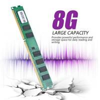 2GB 4GB 8GB DDR3-1600Mhz 1600 PC3-12800U 240PIN Desktop Memory 1.5V NON-ECC