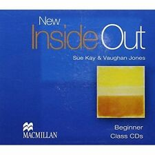 New Inside Out Beginner Class Audio CD: Audio Class CD, Vaughan Jones, Sue Kay,