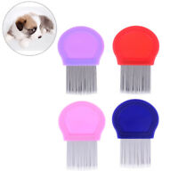 Hair Lice Comb Brushes Terminator Fine Egg Dust Free Removal Stainless Steel