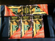 1993 Hustler Series 2 Trading Card Box Lot ~ 5 Sealed Boxes From Sealed Case
