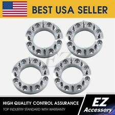 "2 Wheel Spacers 2011-2018 Chevrolet GMC Duramax 2500HD 3500HD2/""8 Lug 8x180"