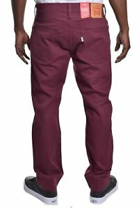 SALE!  Levi's 502 Men's Regular Fit Taper Stretch Jeans - VARIETY Sz/Clr - D42