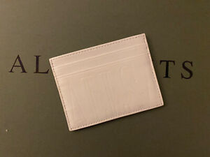 Allsaints Cowper Card Holder White