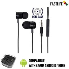 MEGA BASS For Samsung Galaxy S4 S5 S6 S7 S8 S8+ S9 Note8 Headphones Headset