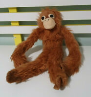 WILD REPUBLIC ORANGUTAN PLUSH TOY STUFFED ANIMAL 40CM LONG AND THIN