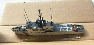1/1250 Seavee Models USCGC Bear Medium Endurance cutter