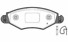 4x OPEN PARTS Plaquettes de Frein Avant pour PEUGEOT 206 206+ BPA0643.20