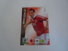 Carte Adrenalyn - Ligue des champions 2012/13 - SL Benfica - Bruno César