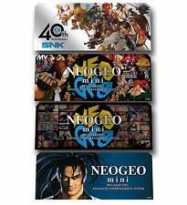 NeoGeo mini Charakter Sticker