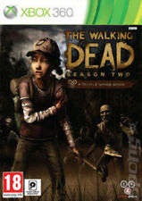 The Walking Dead: Season Two (Xbox 360) Excellent - 1st Class Delivery