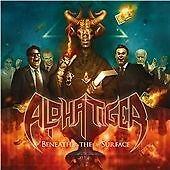 Alpha Tiger - Beneath the Surface (2013 Ltd Edn Digipak CD with 2 bonus tracks)