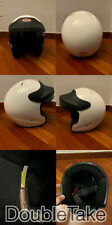 raro casco Bell Snell M2005 Fiberglass rare racing car rally helmet  like new !